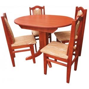 Oválny rozťahovací stôl